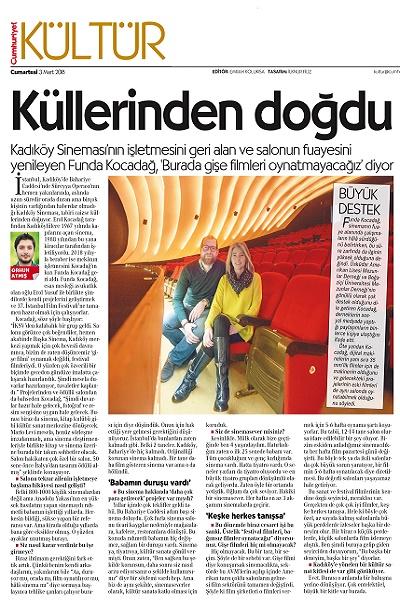 Cumhuriyet - 3 Mart 2018 (Kesilecek)