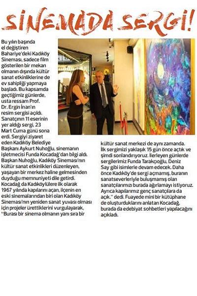 Kadıköy Gazetesi - 931.Sayı 23-29 Mart 2018
